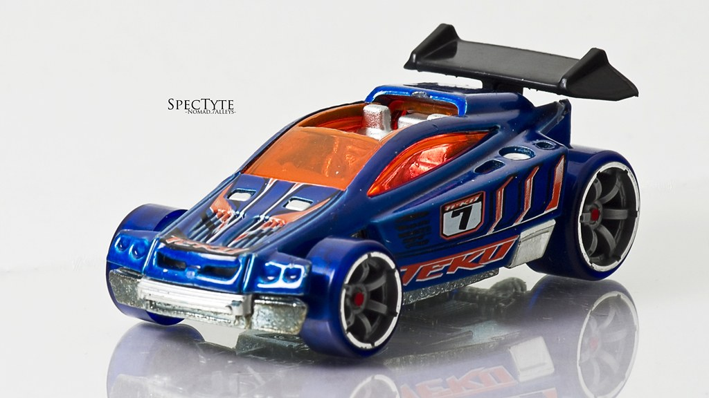 SpecTyte - 2005 AcceleRacers