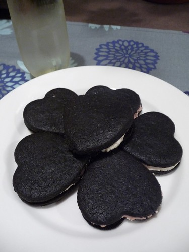 Vegan Homemade Oreos
