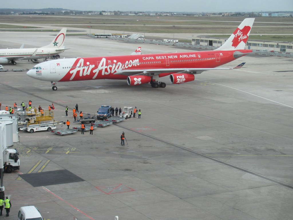 The two A340s are operated alongside 9 A330s by Air Asia X