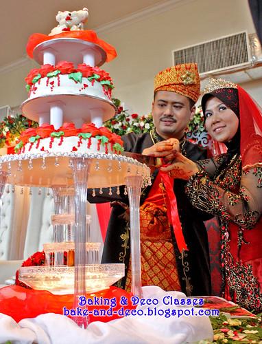 Wedding Reception :: Rahizat & Siti Aishah :: 19 dec 2010 :: Bdr Sri Damansara