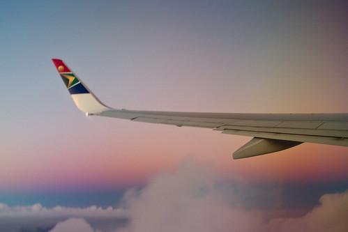 Flight SA284