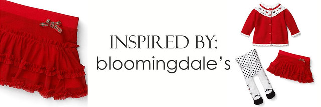 Inspired by Bloomingdale's
