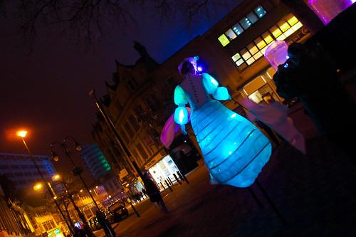 Costume of LED