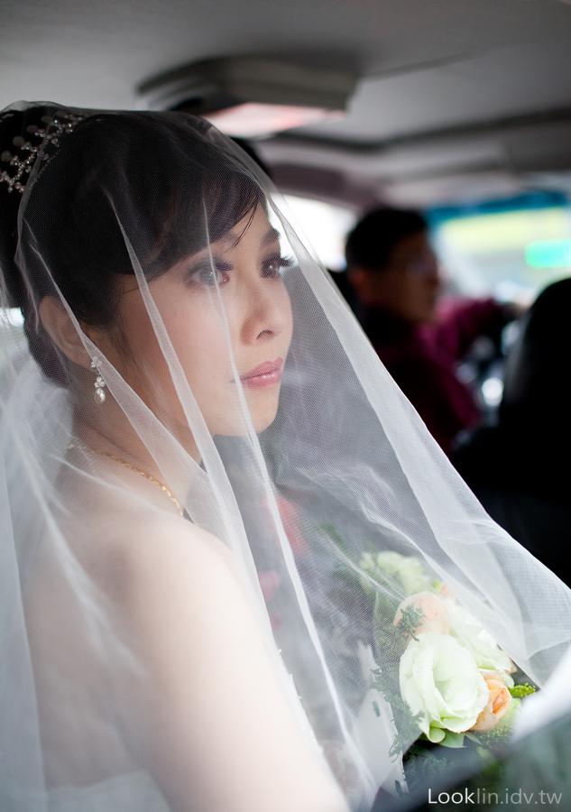 新娘淚眼汪汪