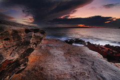 La Perouse4 (AlexRichards_RichardsPhotographyOnline.com) Tags: sunset seascape landscape la nikon shipwreck perouse minmi d3s