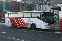 Bus Eireann SR16 02-D-5066 (Howard_Pulling) Tags: ireland winter irish bus buses century coach cork january eire sr coaches scania 2011 buseireann irizar coachstation corkcoachstation
