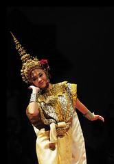 Say Whaaa? (Carlos Nizam) Tags: dance traditional dancer chiangmai totallythailand