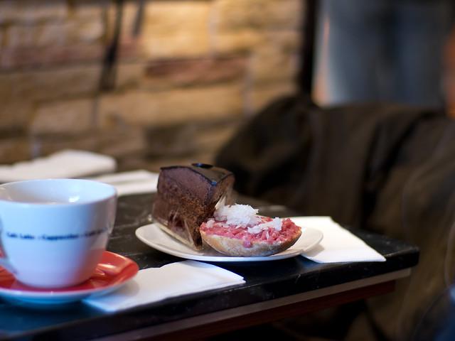 Tatar & Cake