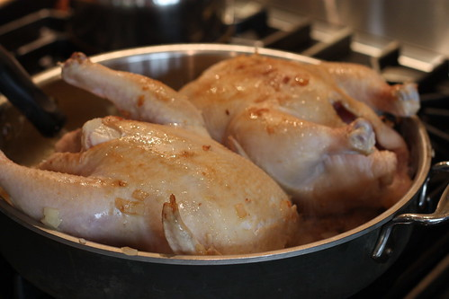 Slow Cooked Chicken