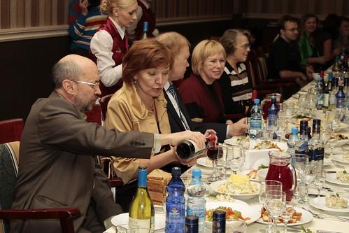 Банкет в честь 15-летия ФПМиКТ ВГПУ.