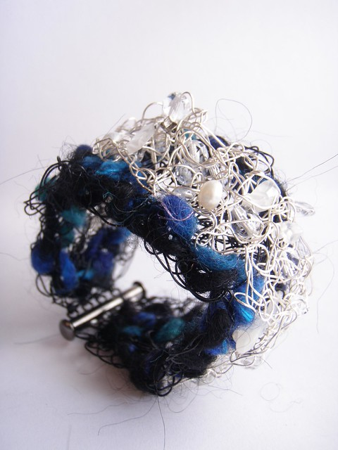 midnight 'milky way' cuff