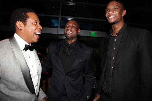 JAY-Z & LEBRON JAMES 2 KINGS PARTY