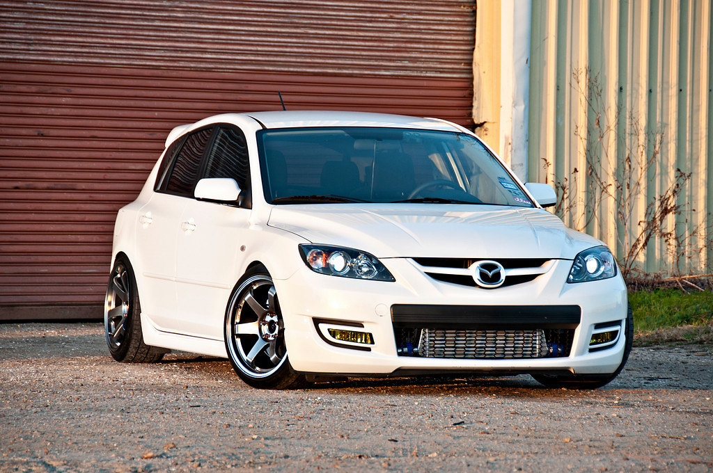 Crystal Lake Mazda >> White Mazdaspeed 3 Gallery