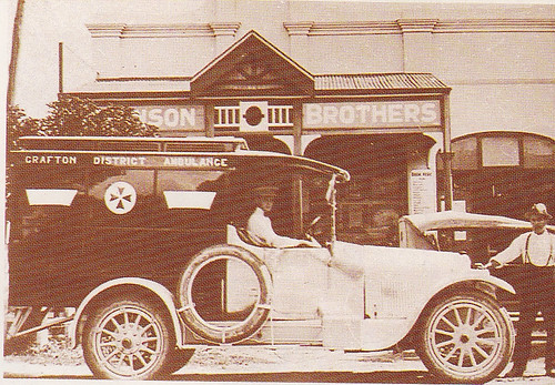 Grafton District Ambulance Service - Bui by john cowper, on Flickr