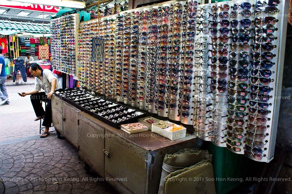 Sunglasses Seller @ KL, Malaysia