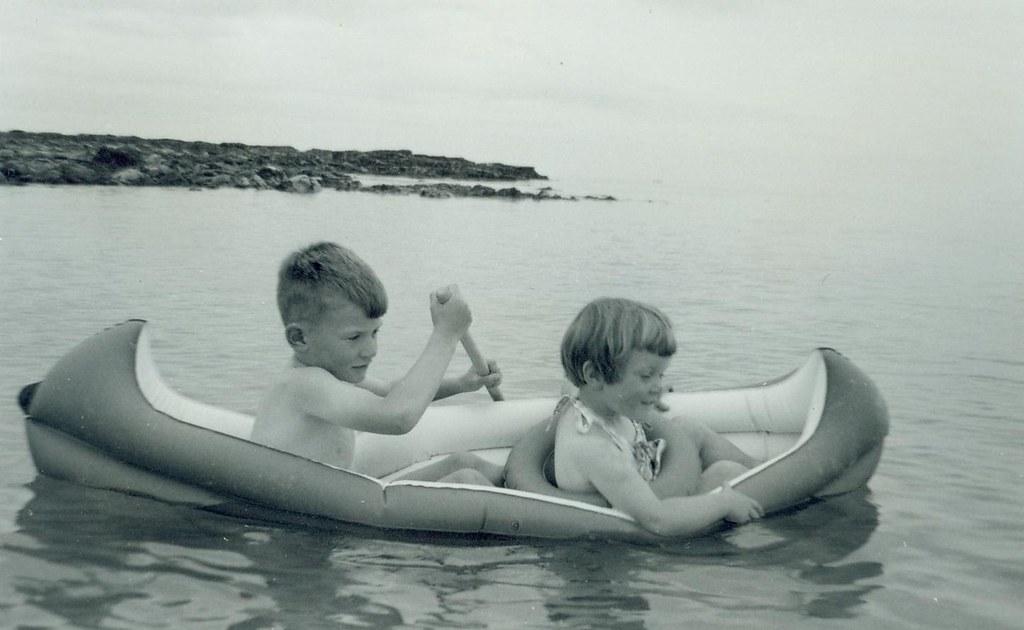 Glenn & Valerie McCreath Embo 1964