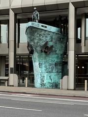 International Maritime Organisation, Albert Embankment, Lambeth, London (David S Wilson) Tags: england london hdr lambeth imo albertembankment 2011 iphone4