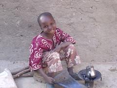 Mahamed, parrainé en octobre 2010