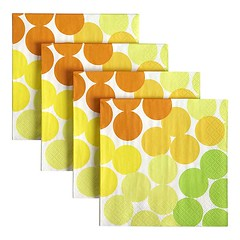 MELON BALL NAPKINS