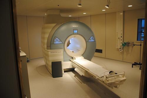 Röntgen nya huset