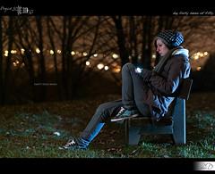 47|50 - Empty Your Mind (HD Photographie) Tags: music project bench pod ipod pentax hd 50 banc musique projet herv k7 2011 i strobist dapremont hervdapremont project50|50