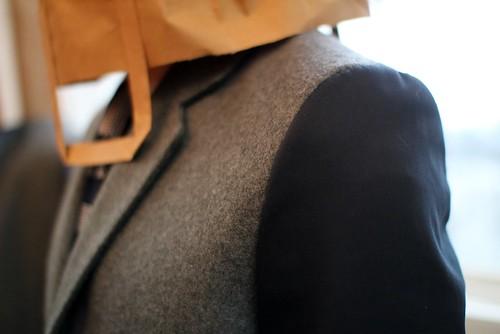 meet point duffle coat