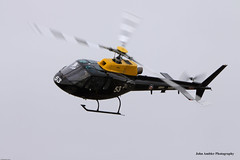 AAC EUROCOPTER SQUIRREL ZJ253 (John Ambler) Tags: training squirrel area salisbury plain eurocopter aac spta ht1 salisburyplaintrainingarea zj253