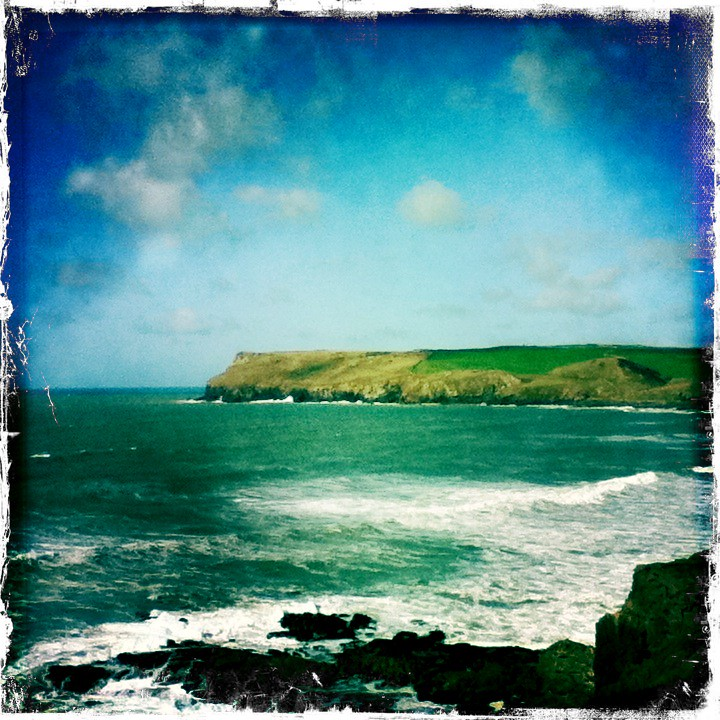 A lovely walk to Daymer Bay, from Polzeath