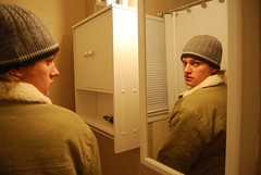 #Double #Vision (JonnyTravels) Tags: mirror travels harold it jonny 2guys sharelink whoisjonny jonnywashere dangbro