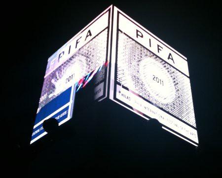 PIFA Cube