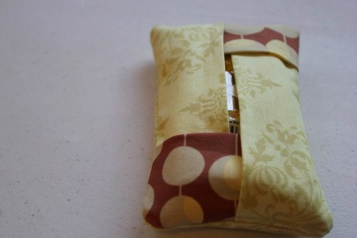 chic Kleenex case