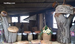 Organic Bakery -   نانوایی سنتی (IranMap) Tags: mountain iran tehran alborz organicbakery northoftehran iranmap iranmapcom
