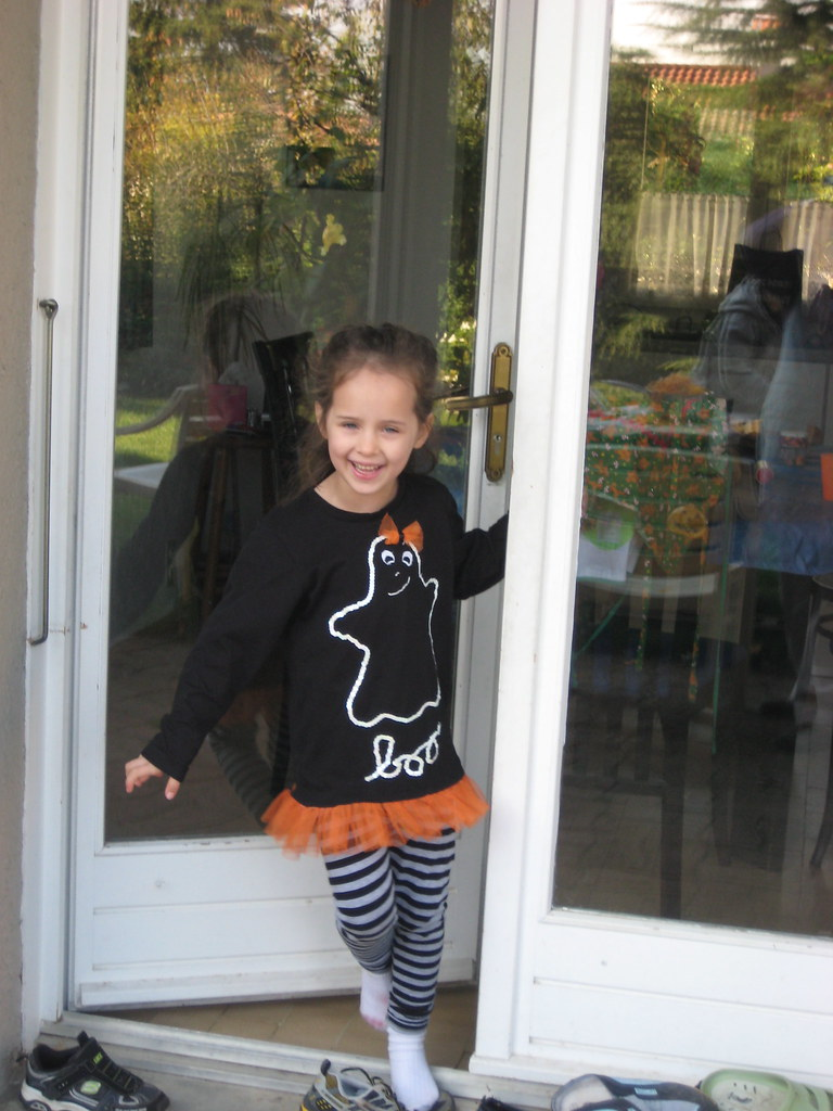 Halloween t-shirt tunic