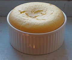 Eliza Acton's potato pudding