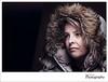 Winter Portrait #2 (Eric Rousset) Tags: winter portrait woman face canon photography sylvie searchthebest flash lowkey visage 2011 canonef100mmf28macrousm canoneos5dmarkii canon580exiiflash ericrousset