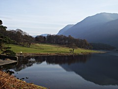 Crummock Water (Lune Rambler) Tags: beauty reflections peace lakedistrict harmony cumbria tranquil crummockwater lightandshade englishlakedistrict northernlakes grimupnorth totalsilence outstandingnaturalbeauty olétusfotos doublyniceshot lunerambler tripleniceshot fuji3rdmarch