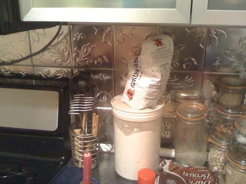 kitchen? tiled! by unglaubliche caitlin