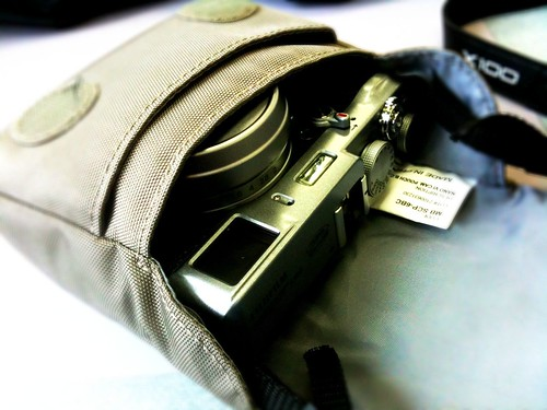 Poor man's X100 Case :-)