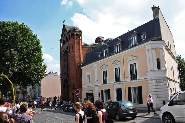 Eglise Saint Jean de Montmartre