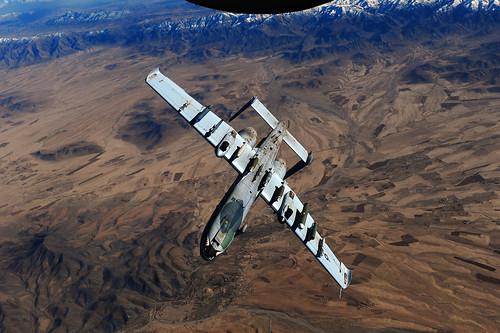 フリー写真素材, 乗り物, 航空機, 攻撃機, A- サンダーボルトII, アメリカ空軍,