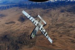 [フリー画像] 乗り物, 航空機, 攻撃機, A-10 サンダーボルトII, アメリカ空軍, 201103102300