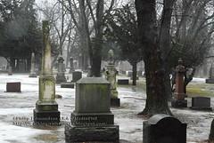 Spooky Grave Stones
