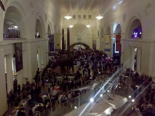 DrupalCon party @ Field Museum