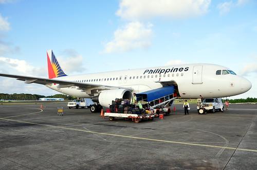 Puerto Princesa Airport by lakbayPinas
