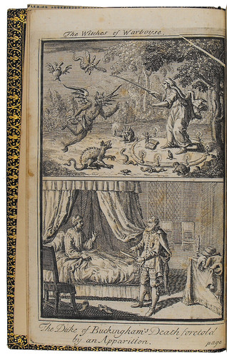Frontispiece of A compleat history of magick, sorcery, and witchcraft