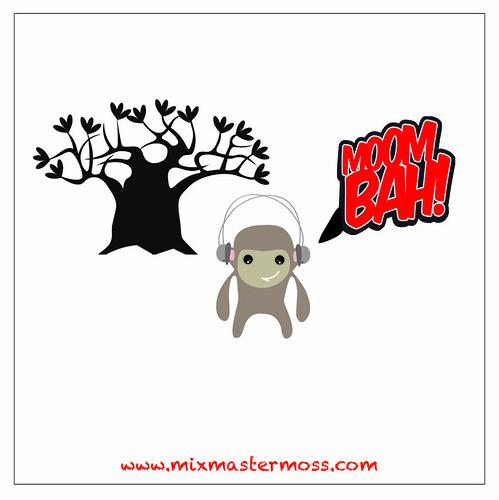Mix Master Moss - Moombahfricah