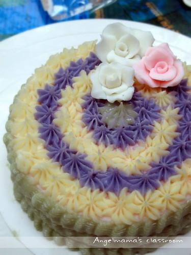 天使媽媽蛋糕皂教學台中 0015