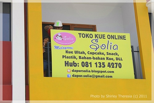 Toko Kue Online Solia