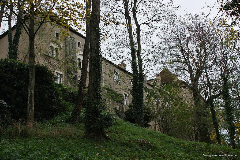 Le château a été plusieurs fois remanié
