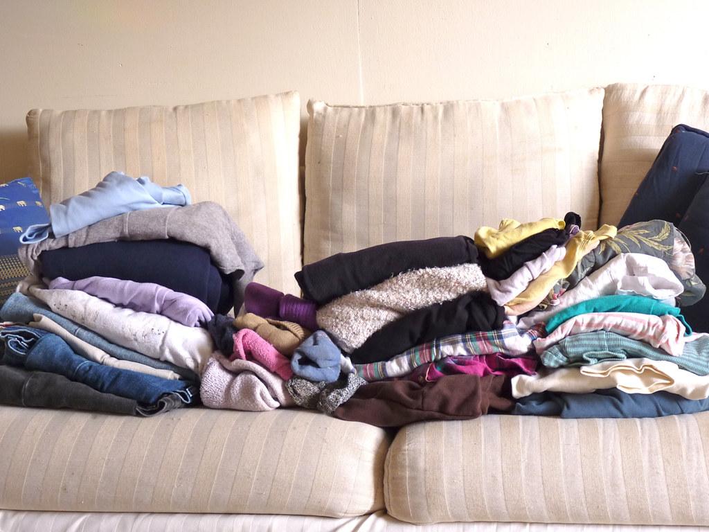 Laundry Waiting